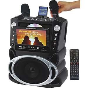 Emerson GF827 DVD Karaoke Player