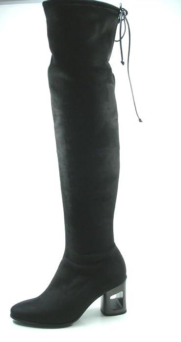 Hispanitas Mia  MHI75931 Schuhe Damen Overknees Stretch Stiefel