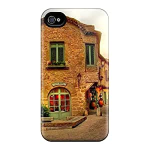New Arrival Covers Cases With Nice Design For Iphone 6- Paris Streets