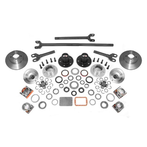 Alloy Usa 12198 Hub Conversion Kit