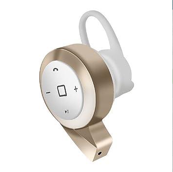 Mini Auricular Bluetooth En Oído para Apple/Android/Huawei/Auriculares Inalámbricos Móviles para Automóvil Universal,by YOPEEN: Amazon.es: Electrónica