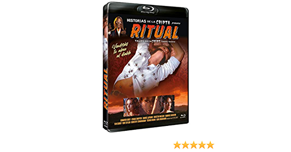 Ritual BD 2002 Tales from the Crypt Presents: Revelation Blu ...