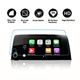 2017 2018 Honda CRV Trapezoid Tempered Glass Protector for CRV Special 7-Inch in-Dash Center Navigation Screen Display Lx Ex Ex-l Touring (7-Inch)