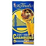 WinCraft Golden State Warriors 2017 NBA Finals Champions Spectra Beach Towel