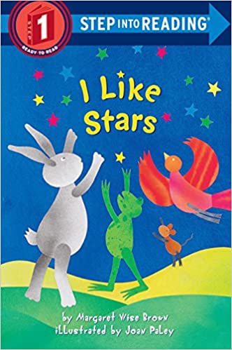 Image result for image of the book I like stars
