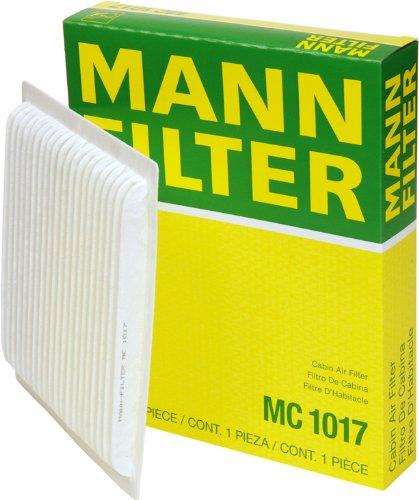 Mann-Filter MC 1017 Cabin Filter for select  Lexus/ Toyota models