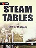 Steam Tables with Mollier Diagram [Paperback] [Jan 01, 2017] GKP