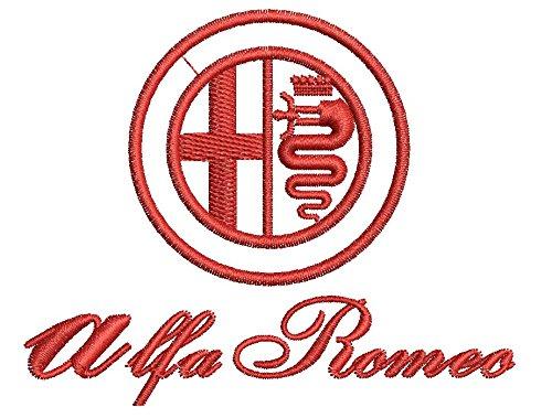 Vest Fun Weste Gilet 8123 Logo Alfa Ricamato Romeo Yzq8ff