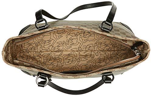 L Nero Bag Donna A Cm 35x28x14 Tote X Borsa Piero w Guidi Spalla nero H gq4cwfO47x
