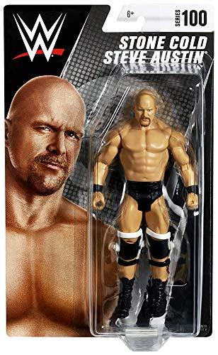 "Stone Cold STEVE AUSTIN WWE Mattel 4.5/"" Retro Series 2 Wrestling Toy Figure NEW"