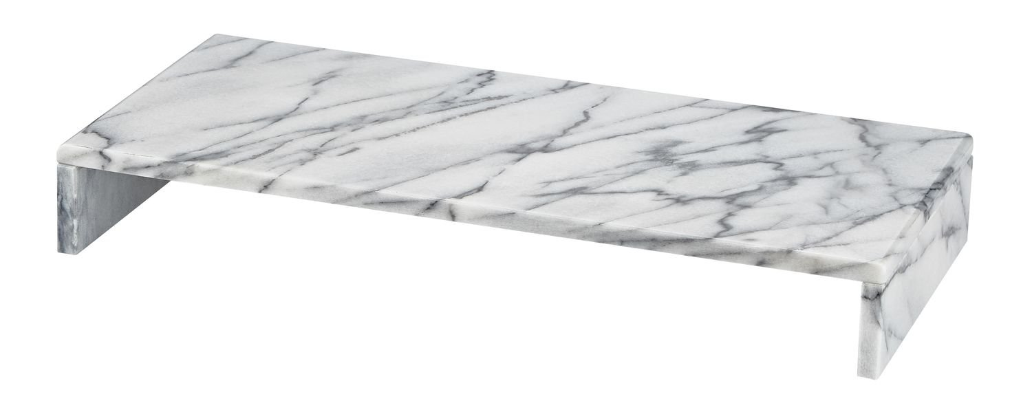 JEmarble Monitor Stand(White)(Premium Quality) by JEmarble