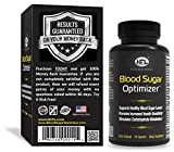 Blood Sugar OptimizerTM by Dr Sam Robbins | Naturally Lowers Blood Sugar | Contains Berberine, Alpha Lipoic Acid, Cinnamon, Bitter Melon, Gymnema Sylvestre Extract, Fenugreek, Panax Ginseng, Chromium