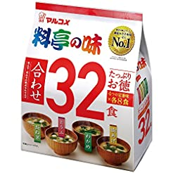 Marukome taste 32 meals of your virtue r...