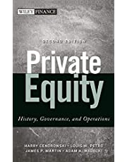 Private Equity: History, Governance, and Operations