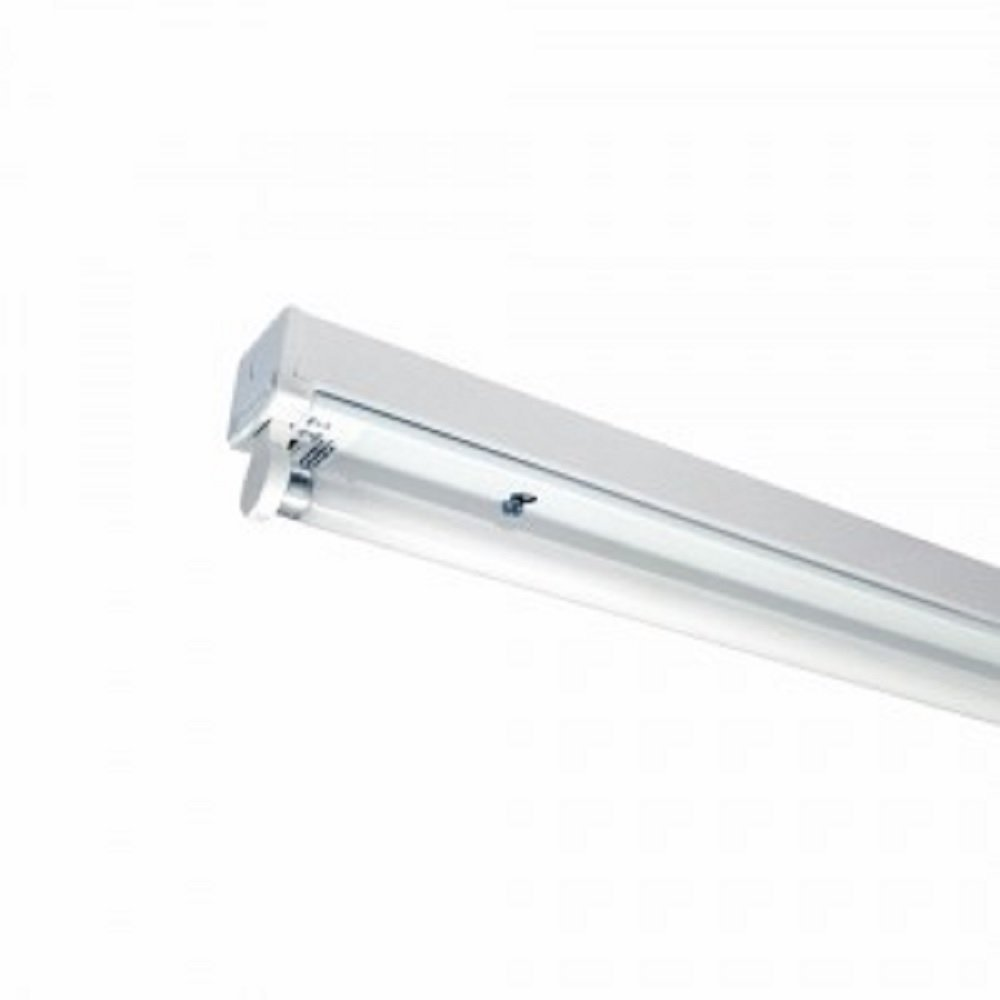 V-tac Single Batten Fitting With 1 6000k LED Tube Included 120cm [Energy Class A+]
