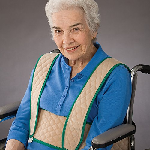 Posey 3656XXL Torso Support for Geriatric Chair, 2XL