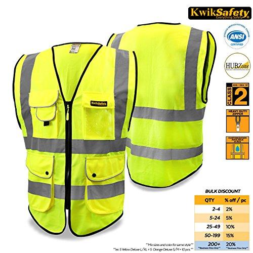 2 Traffic Safety Vest - 6