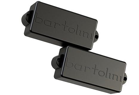 Bartolini 8S Precision P-B 4-String Replacement: Amazon ... on