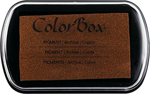 ColorBox Metallic Copper Inkpad, ()
