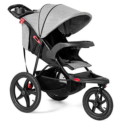 Costzon Baby Jogger Stroller...