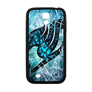 KKDTT Blue-green Fairy Tail Cell Phone Case for Samsung Galaxy S4
