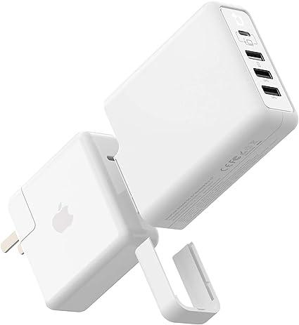 Amazon.com: DockCase P1 - Adaptador de cargador USB para ...