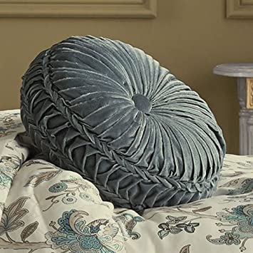 Amazon.com: J Queen New York, Inc. Adrianna Tufted Pillow ...