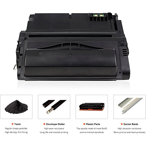 6x Q1338A Toner Cartridge Replacement For HP Laserjet 4200dtnsl 4200 Machine