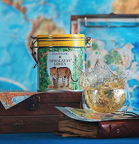 Green Tea Organic Loose Leaf -3.5 Oz- Himalayan Green Tea