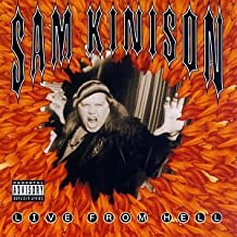 Live from Hell by Sam Kinison (1993-11-02)