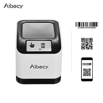 Amazon.com: Aibecy 2200 1D/2D/QR Bar Code Scanner CMOS Image ...