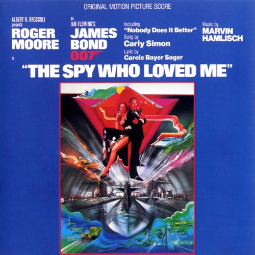 Nobody Does It Better by Carly Simon on Amazon Music ...The Spy Who Loved Me Soundtrack Carly Simon