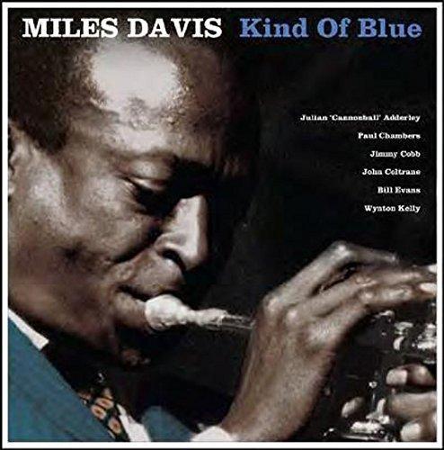 Kind Of Blue (Blue Vinyl 180 gram) - miles Davis by Not Now