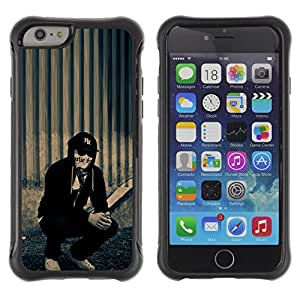 SHIMIN CAO@ hollywood undead j dog Rugged Hybrid Armor Slim Protection Case Cover Shell For iphone 6 6S CASE Cover ,iphone 6 4.7 case,iphone 6 cover ,Cases for iphone 6S 4.7