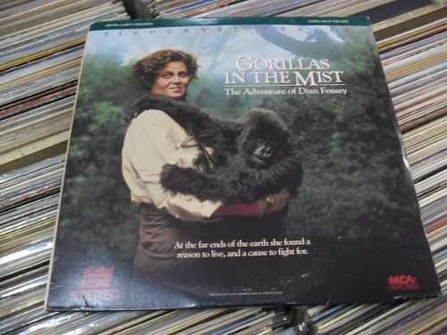 Gorillas in the Mist/Laser