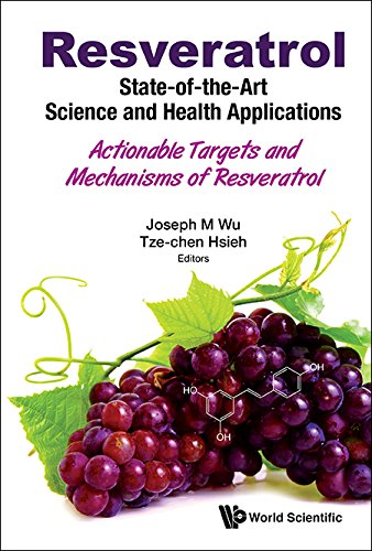 Resveratrol: State-of-the-Art Science and Health Applications:Actionable Targets and Mechanisms of Resveratrol