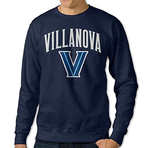 - NG Sports Villanova University Crewneck Sweatshirt Navy