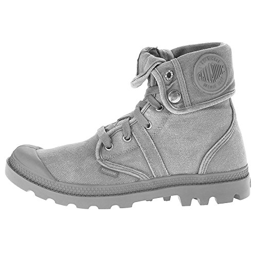 Palladium Women's Pallabrouse Baggy Chukka Boot - Titanium, 6 B(M) US