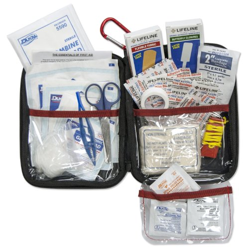 Lifeline 85 Piece Large Hard Shell First Aid Kit