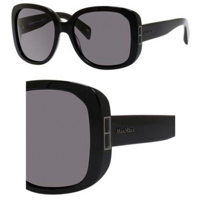 Gafas de Sol Max Mara MM JANET I BLACK: Amazon.es: Ropa y ...