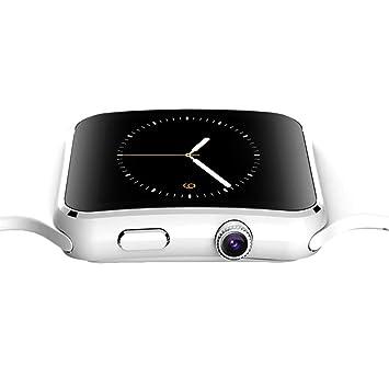 JSGJSH 2018 Pulsera Inteligente Bluetooth Smart Watch X6 ...