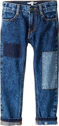 Price comparison product image Little Marc Jacobs Baby Boy's Denim Trousers (Toddler / Little Kids) Denim Blue Jeans