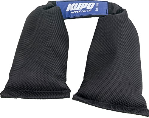 Kupo KSW-10 KG088911 Wrap & Go Shot Bag, 10Lb, - Wraps Shot