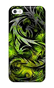 patience robinson's Shop Best Tpu Case Cover Compatible For Iphone 5/5s/ Hot Case/ Jemuel Abstract 3458975K47567057
