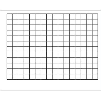 Amazon com trend enterprises graphing grid 1 1 2 squares wipe