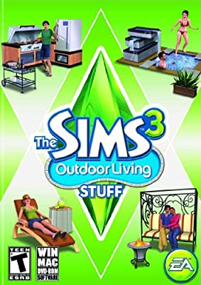 The Sims 3 Outdoor Living Stuff - Expansion