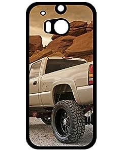 John B. Bogart's Shop 5737961ZH211076590M8 New Fashionable Cover Case Truck Htc One M8 phone Case