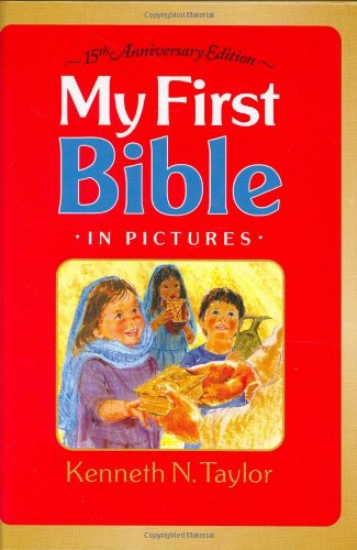 My First Bible in Pictures (no handle) (The First Earth Age In The Bible)