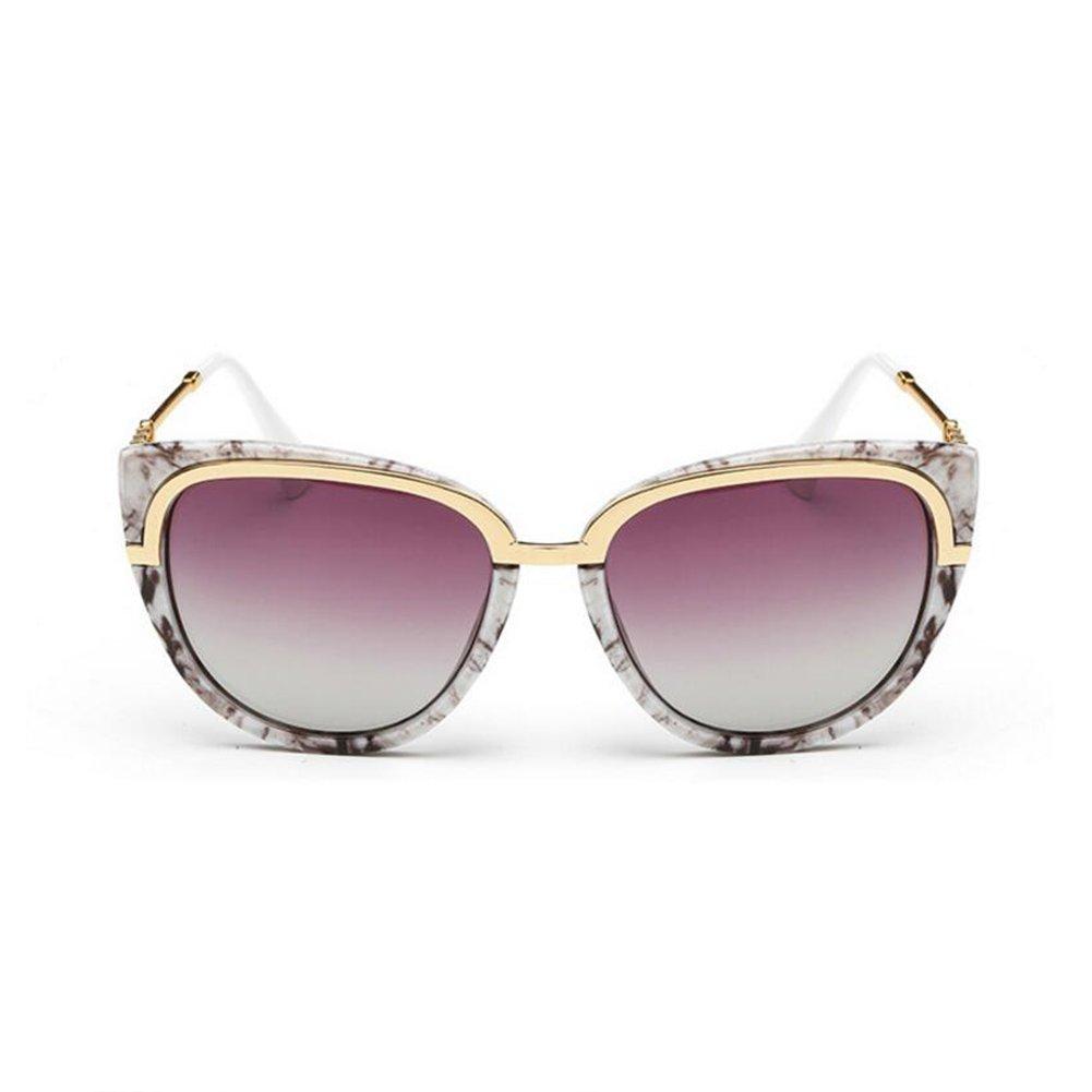 HONEY Elegante HD Polarisierte Sonnenbrille für Frauen - Hohe Qualität - Voller UV400 Schutz ( Farbe : Blau ) HK3i71