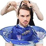 Baomabao Barber Salon And Home Stylists Using DIY Hair Cutting Cloak Umbrella Cape Salon